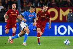 AS Roma lawan Napoli berakhir imbang tanpa gol
